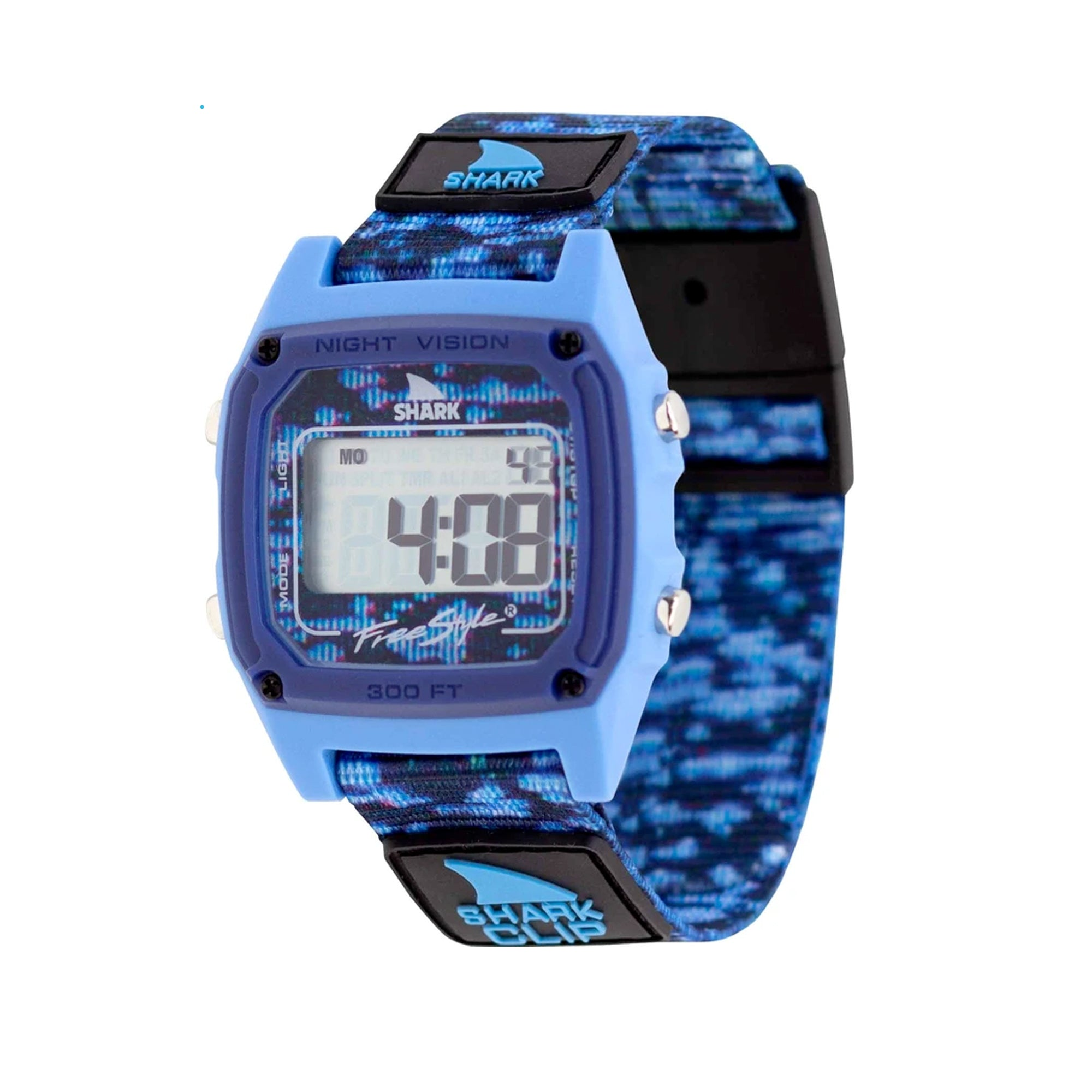 Freestyle Shark Classic Clip Men's Watch - Blue Shockwave