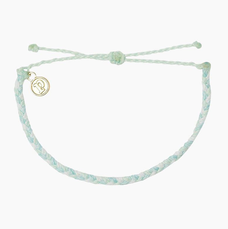 Pura Vida Mini Braided Cool Shoreline Bracelet
