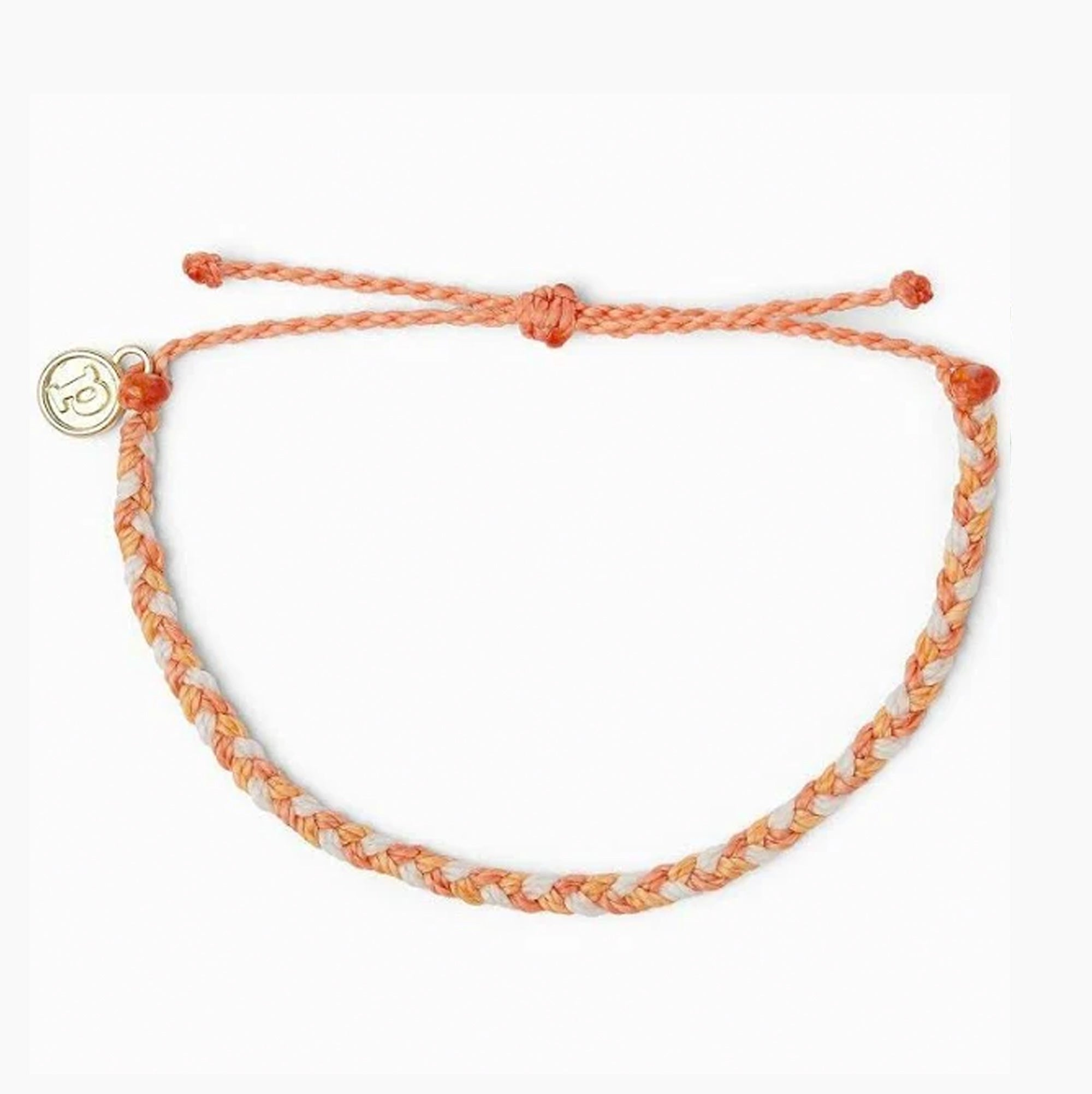 Pura Vida Mini Braided Warm Shoreline Bracelet