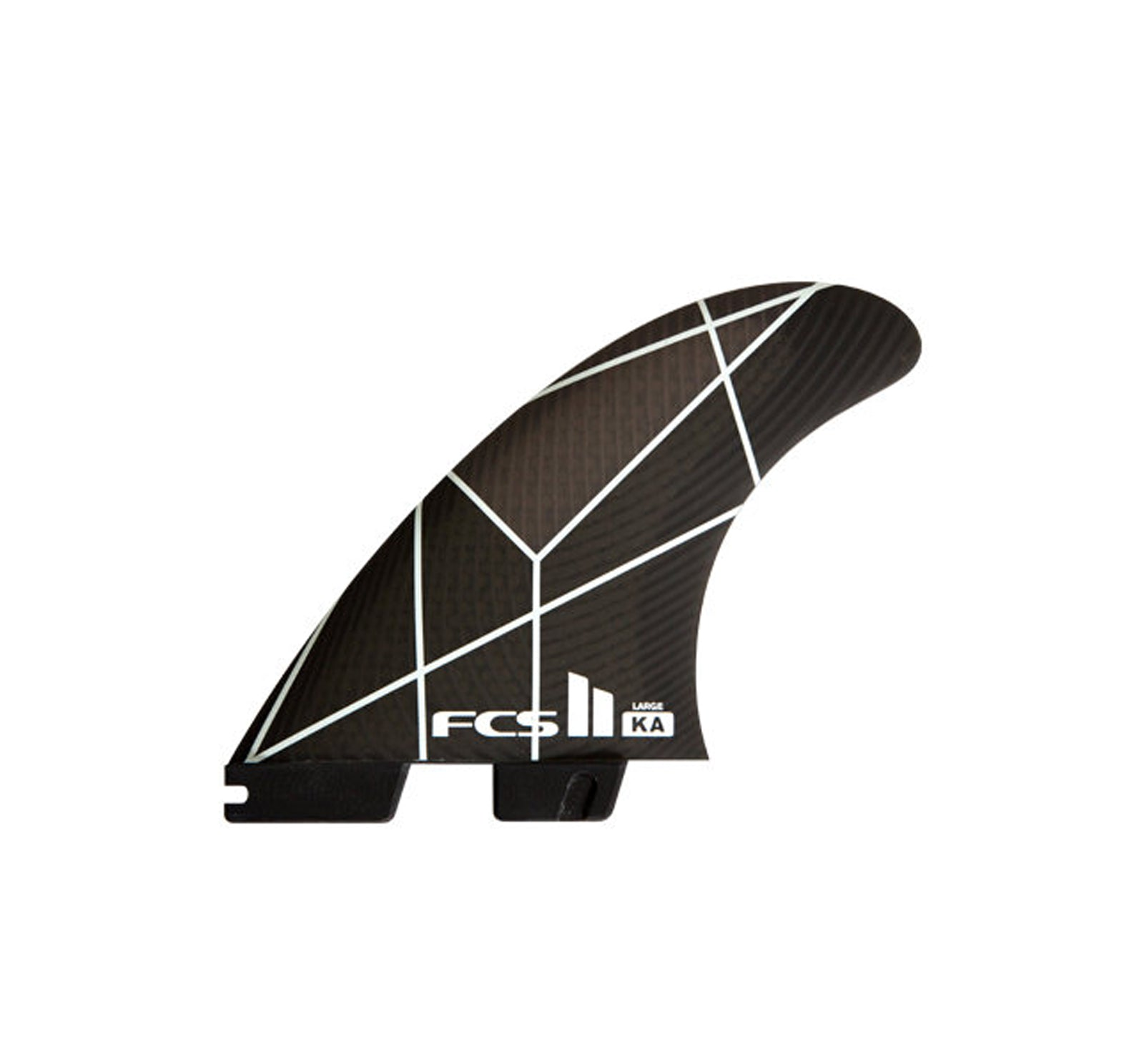 FCS II KA Performance Core Small Thruster Fin Set