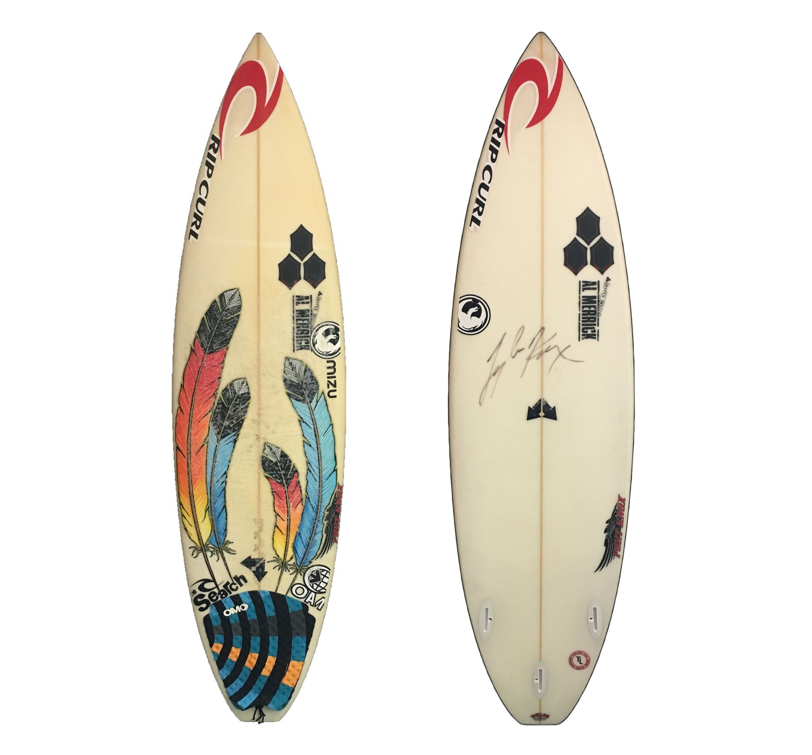 Channel Islands Fort Knox 6'1 Collector Surfboard