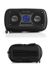 Goal Zero Rock Out 2 Solar Rechargable Bluetooth Speaker - Black
