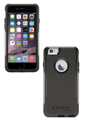 OtterBox Commuter iPhone 6 Case - Black