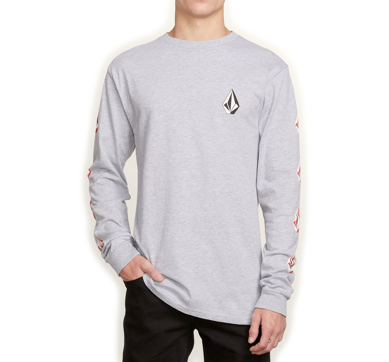 Volcom Deadly Stones Men's L/S T-Shirt