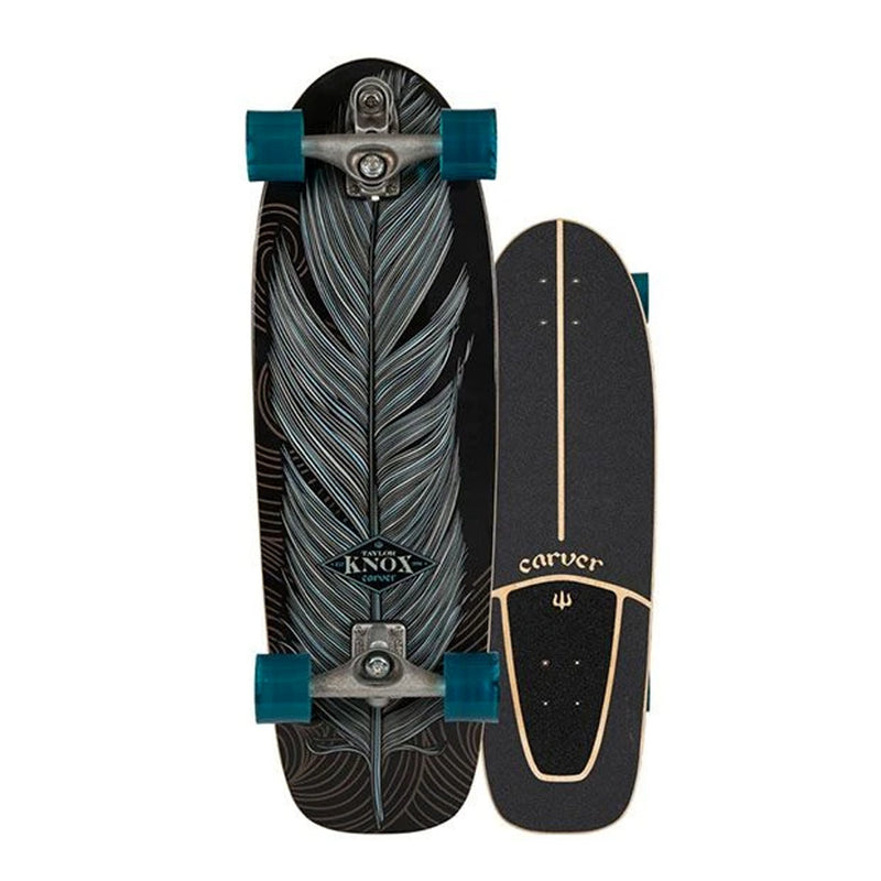 Carver C7 Knox Quill Surfskate Complete