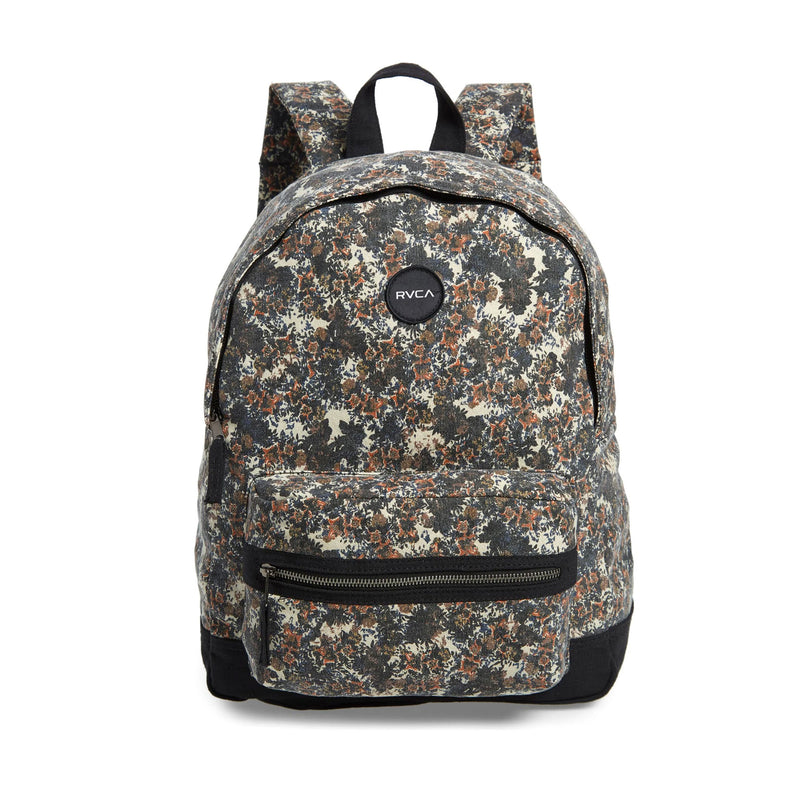 RVCA Tides Printed Backpack - Cathay Spice