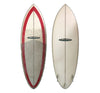 Ahlers Surfboards 5'11 x 21 x 2 1/2 Used Surfboard (Con. for Robby Jaisson)