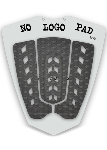 Channel Islands No Logo Arch Traction Pad - Black