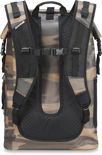 Dakine Cyclone II Dry Pack 36L Backpack - Camo