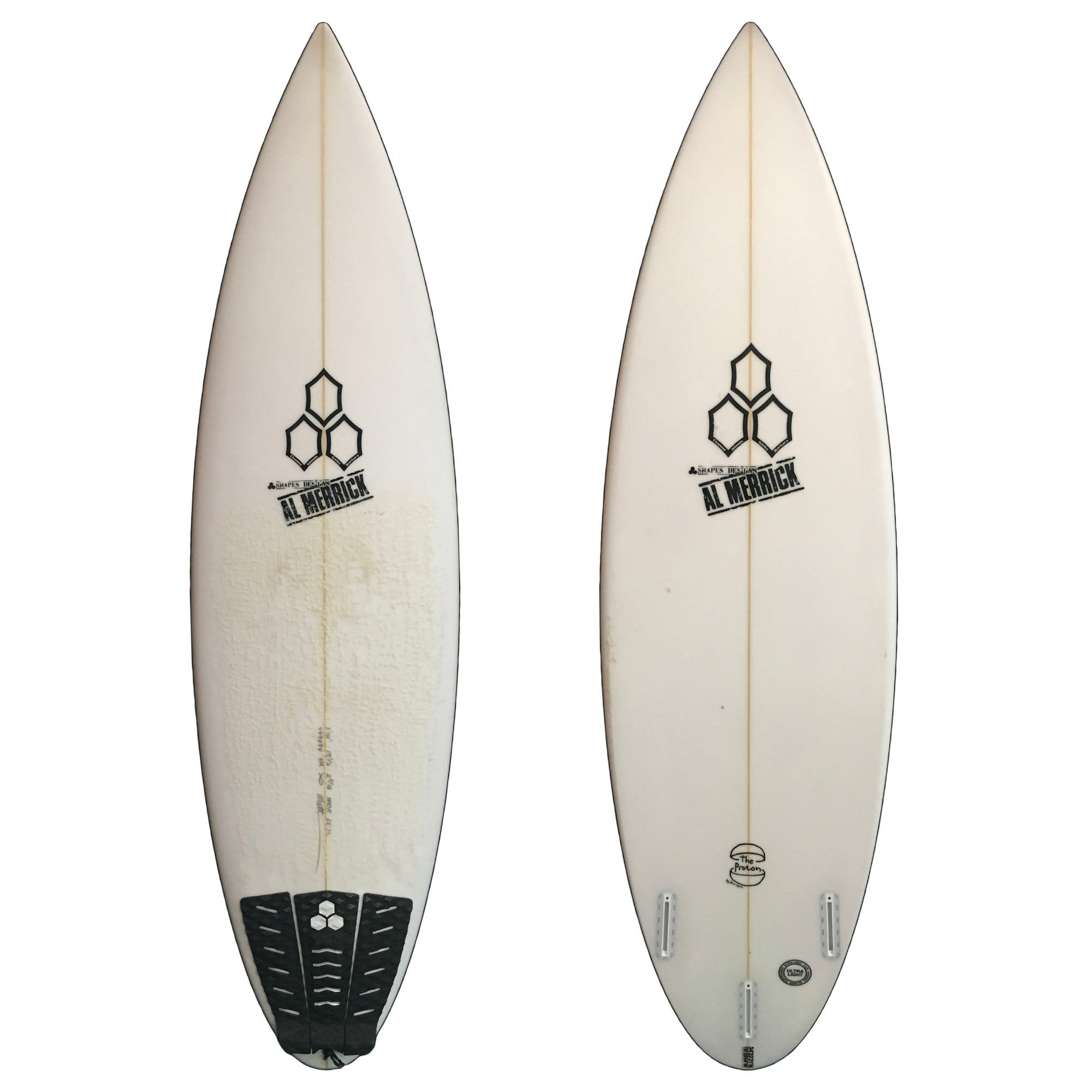 Channel Islands Proton 5'10 Used Surfboard