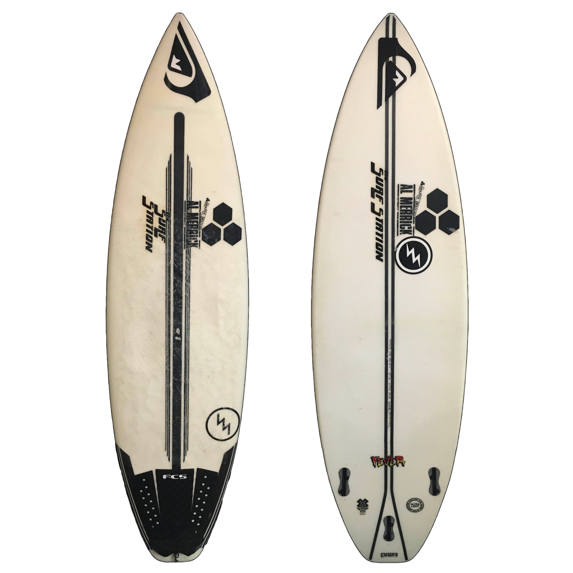 Channel Islands Fever 5'11 Used Surfboard