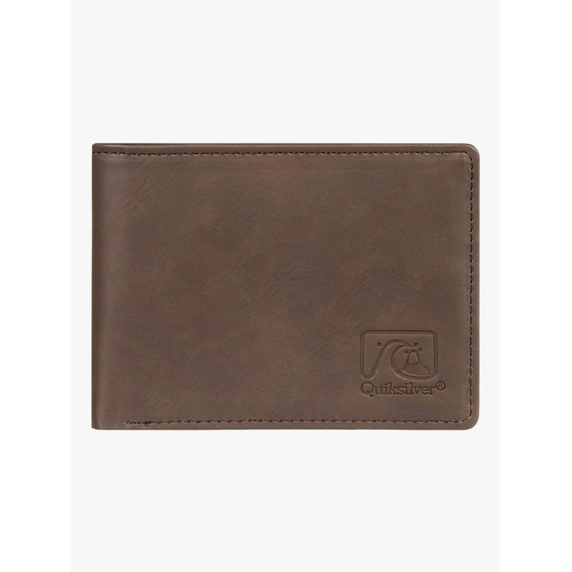 Quiksilver Slim Vintage Men's Wallet - Brown