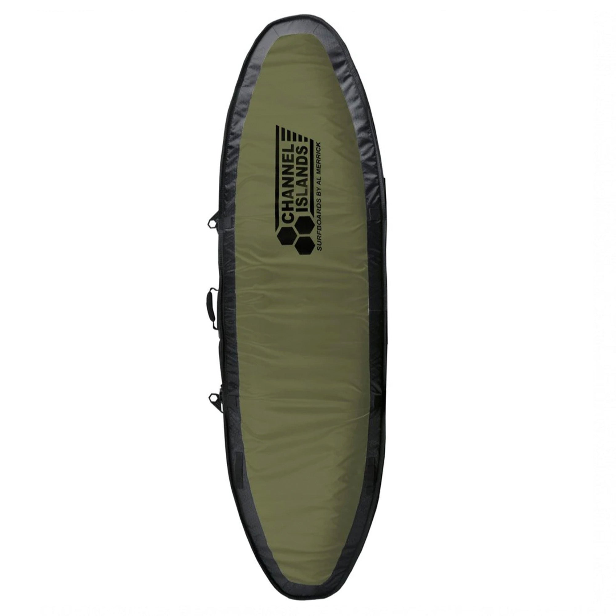Channel Islands Travel Light CX4 Quad Surfboard Bag