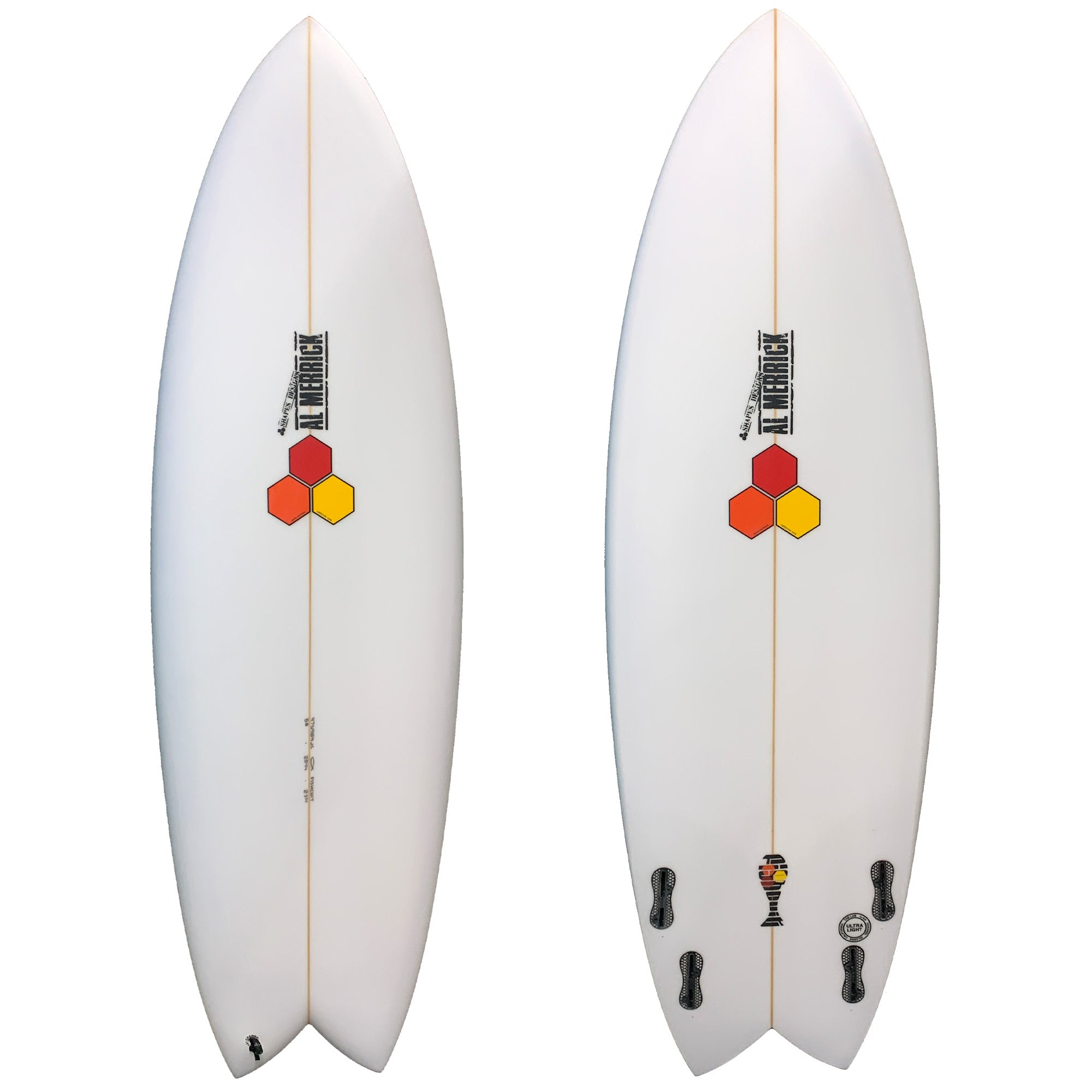 Channel Islands Fishcuit Surfboard - FCS II