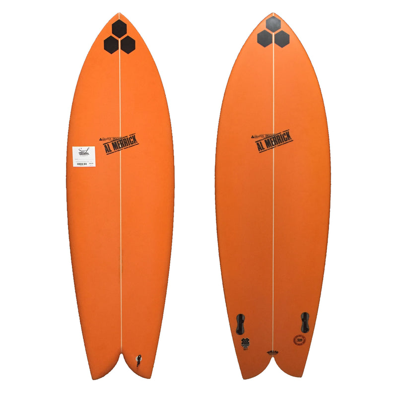 Channel Islands Fish Surfboard - EPS