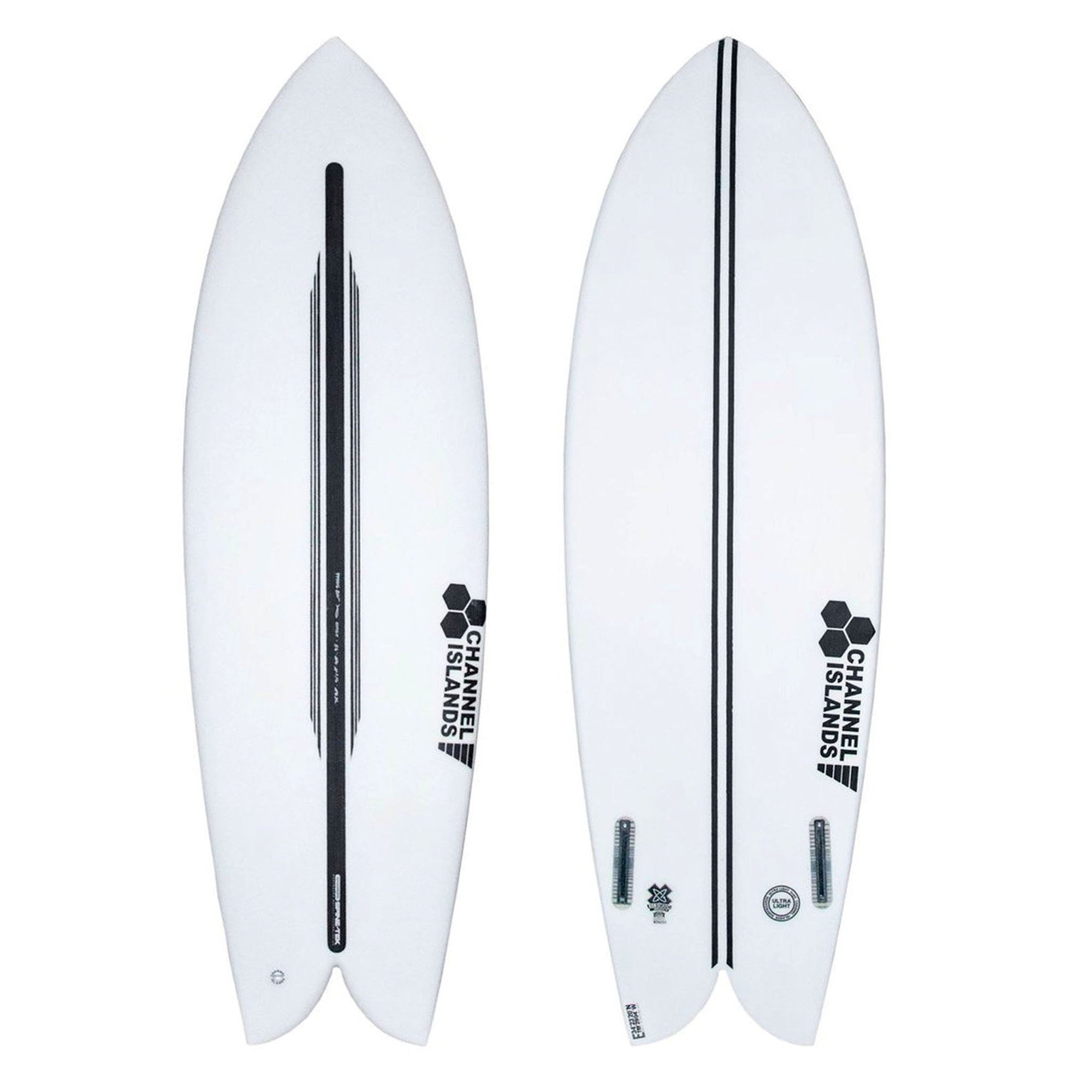 Channel Islands Fish Spine-Tek Surfboard