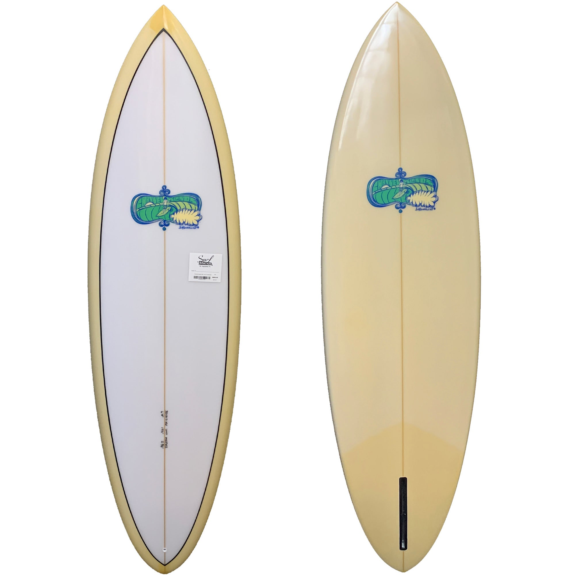 Channel Islands MSF Gen 2 Surfboard
