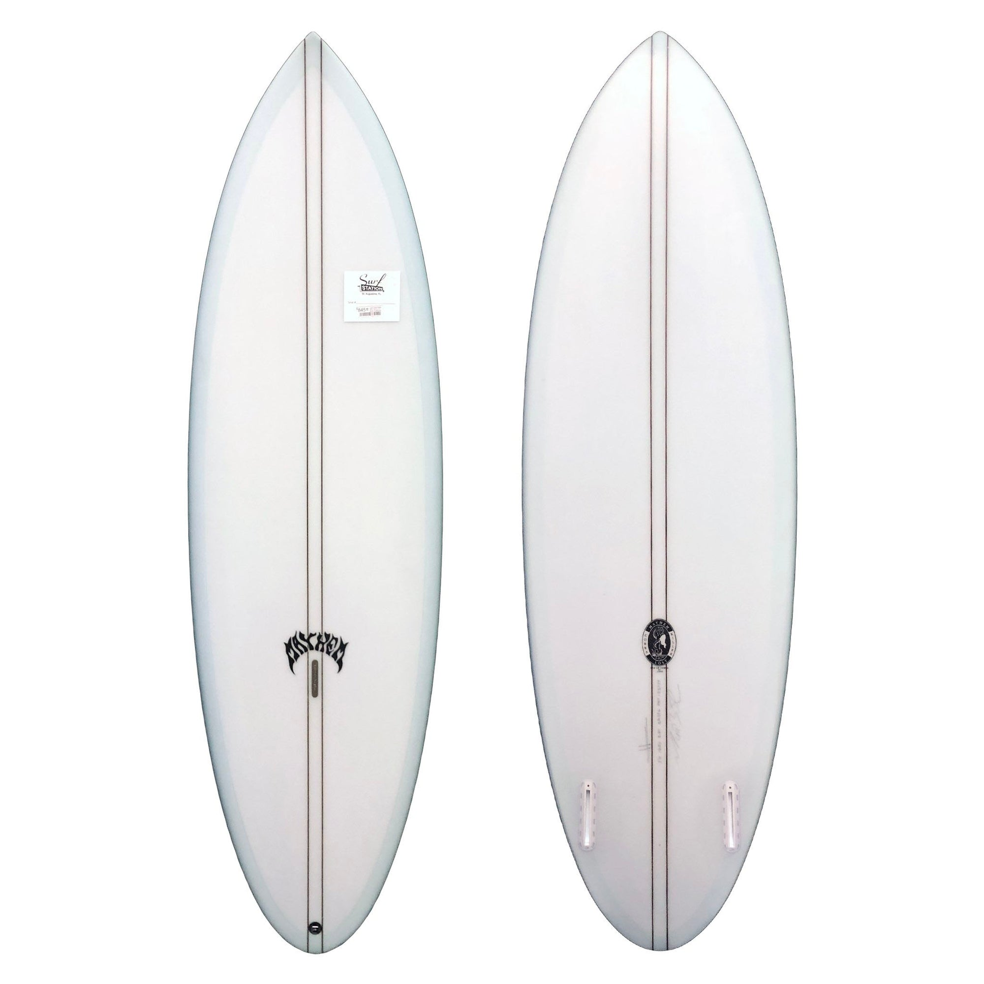 Lost Cobra Killer Surfboard