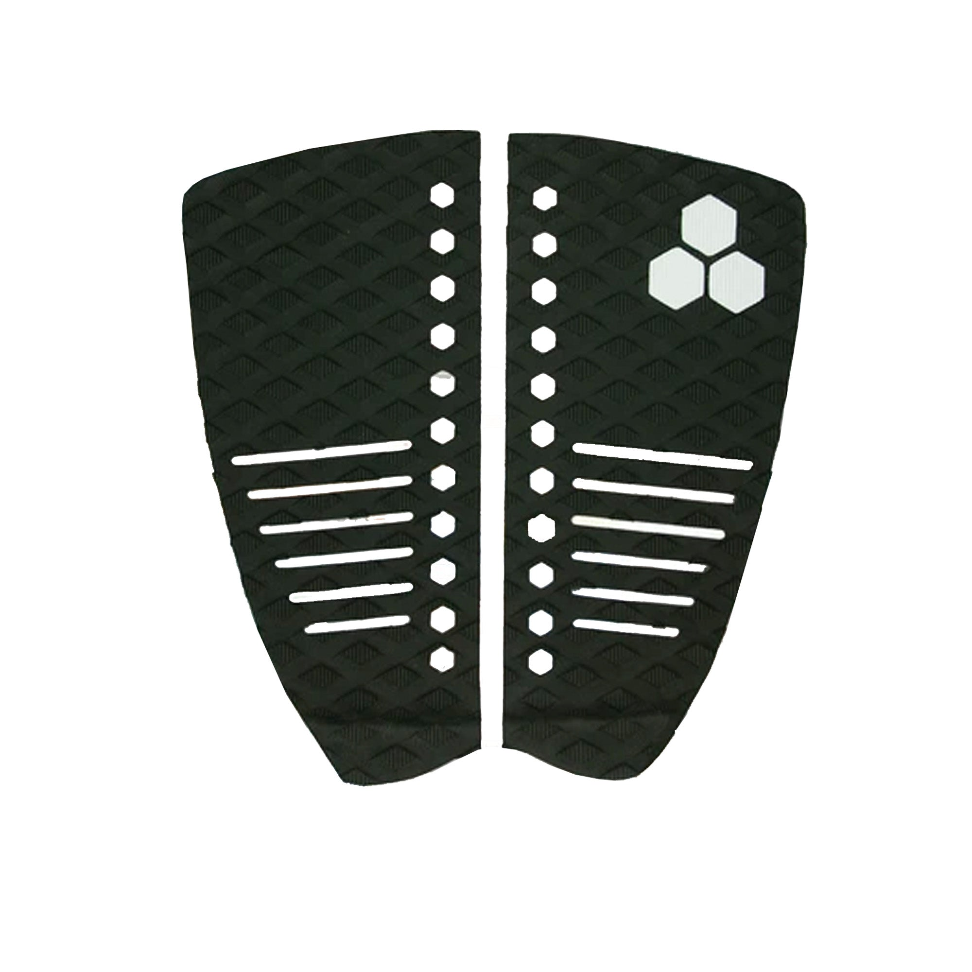 Channel Islands Connor O'Leary Flat Traction Pad - Black
