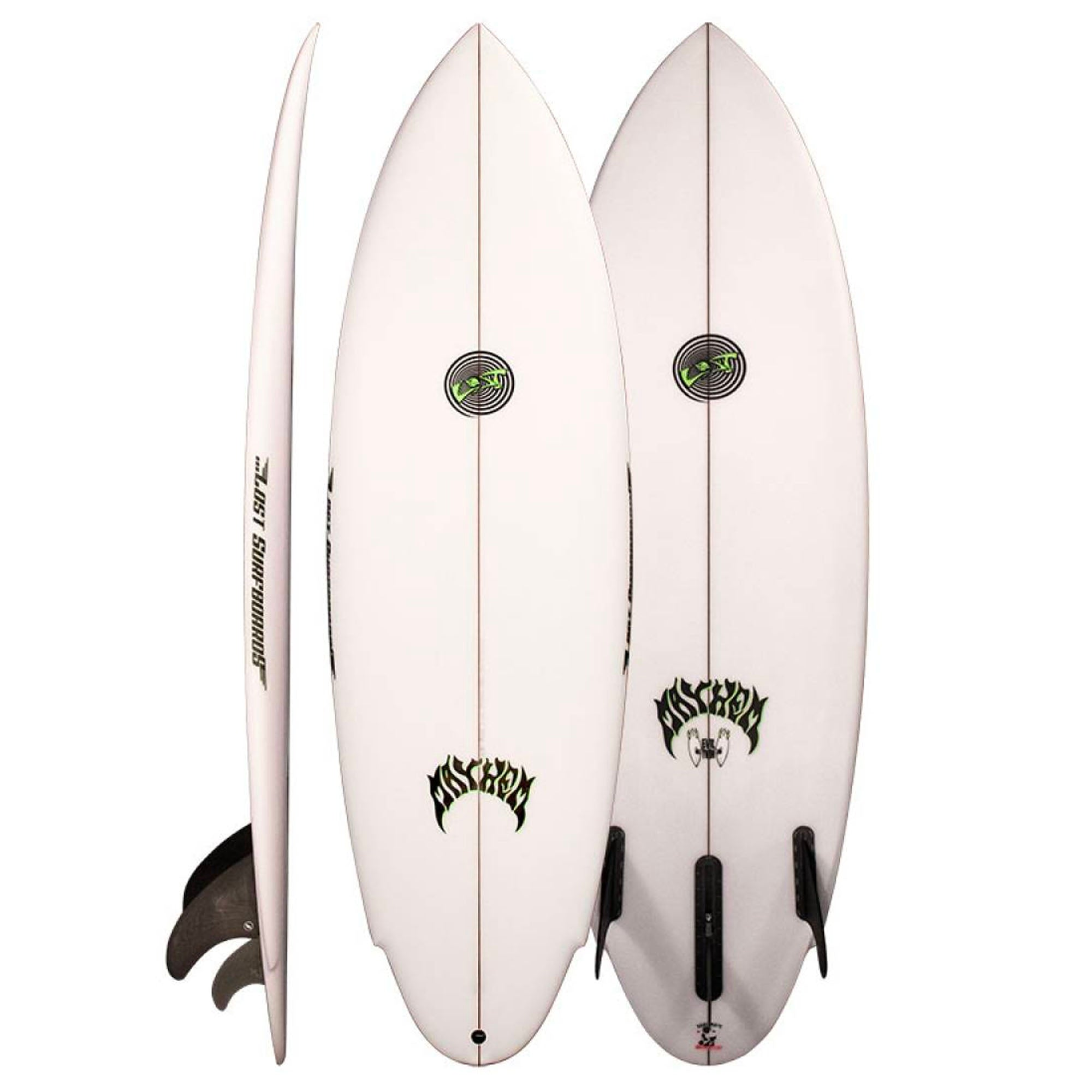 Lost Evil Twin Surfboard