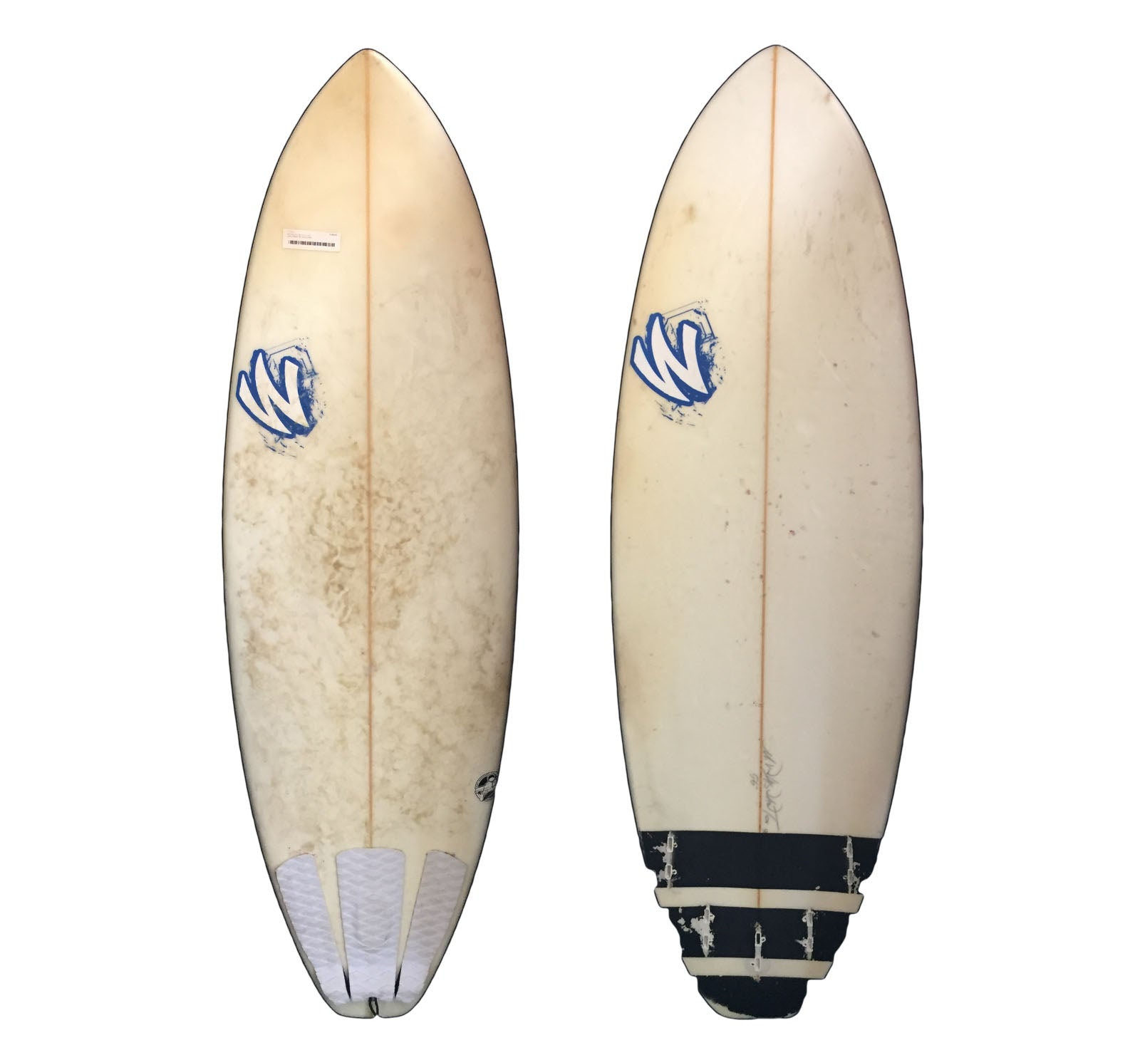 Whisnant 5'6 Used Surfboard