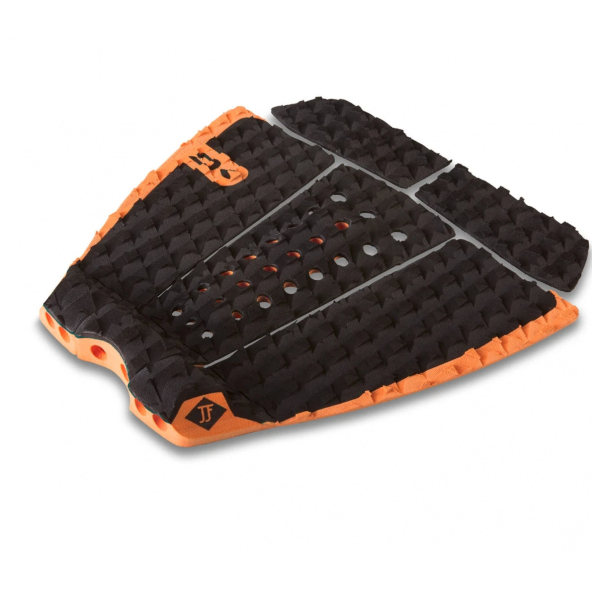 Dakine John John Florence Friendly Foam Arch Traction Pad - Black/Orange