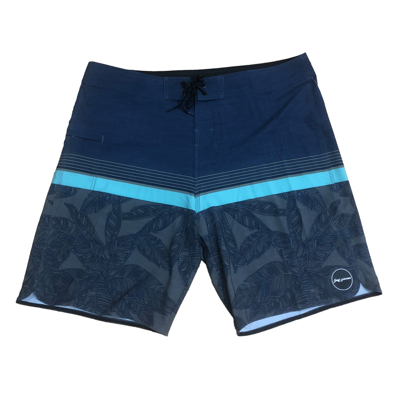 Surf Station Men's Visual Boardshort