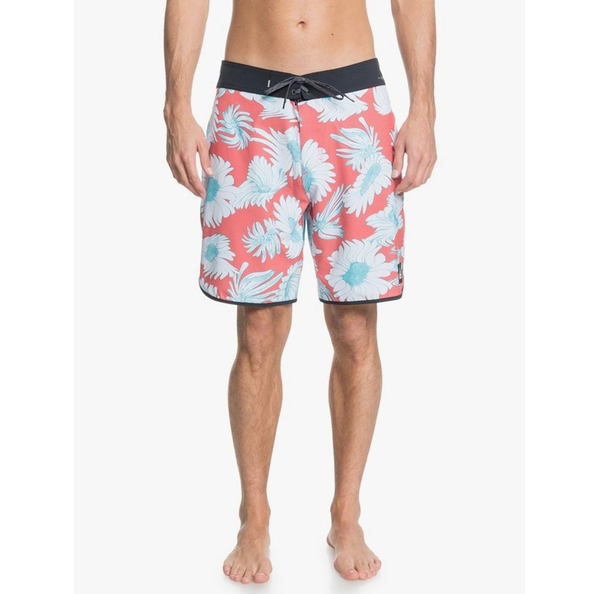 "Quiksilver Highline Warped 19"" Men's Boardshorts"