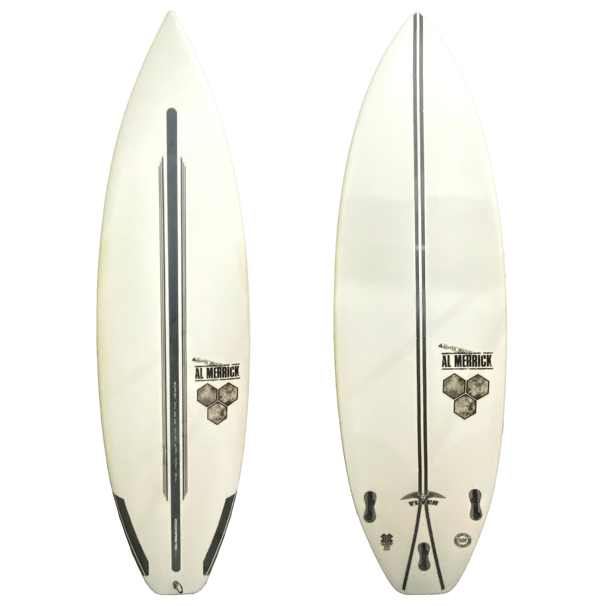 Channel Islands OG Flyer Spine-Tek Discount Surfboard - FCS II