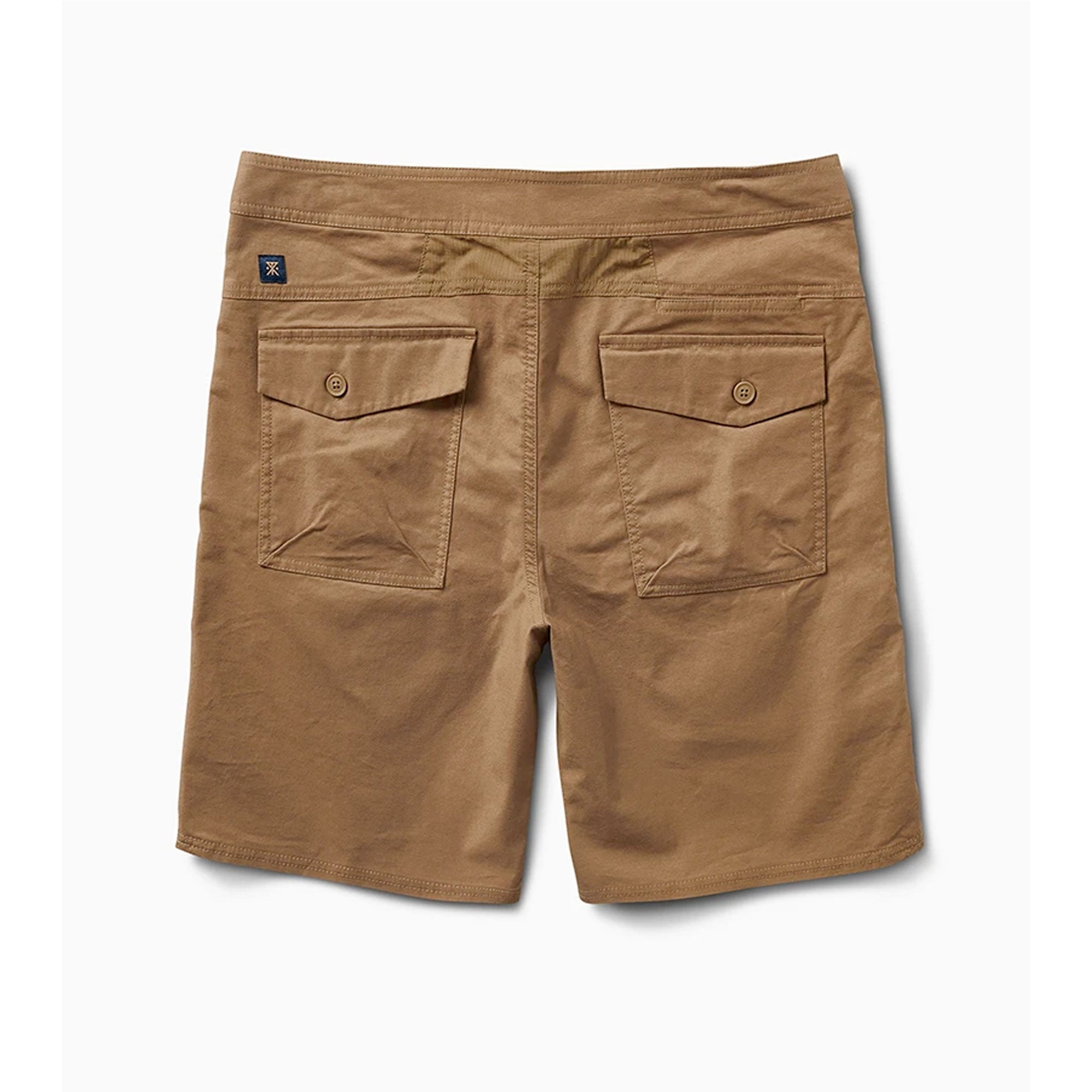 "Roark Layover Men's Stretch Travel 19"" Shorts"