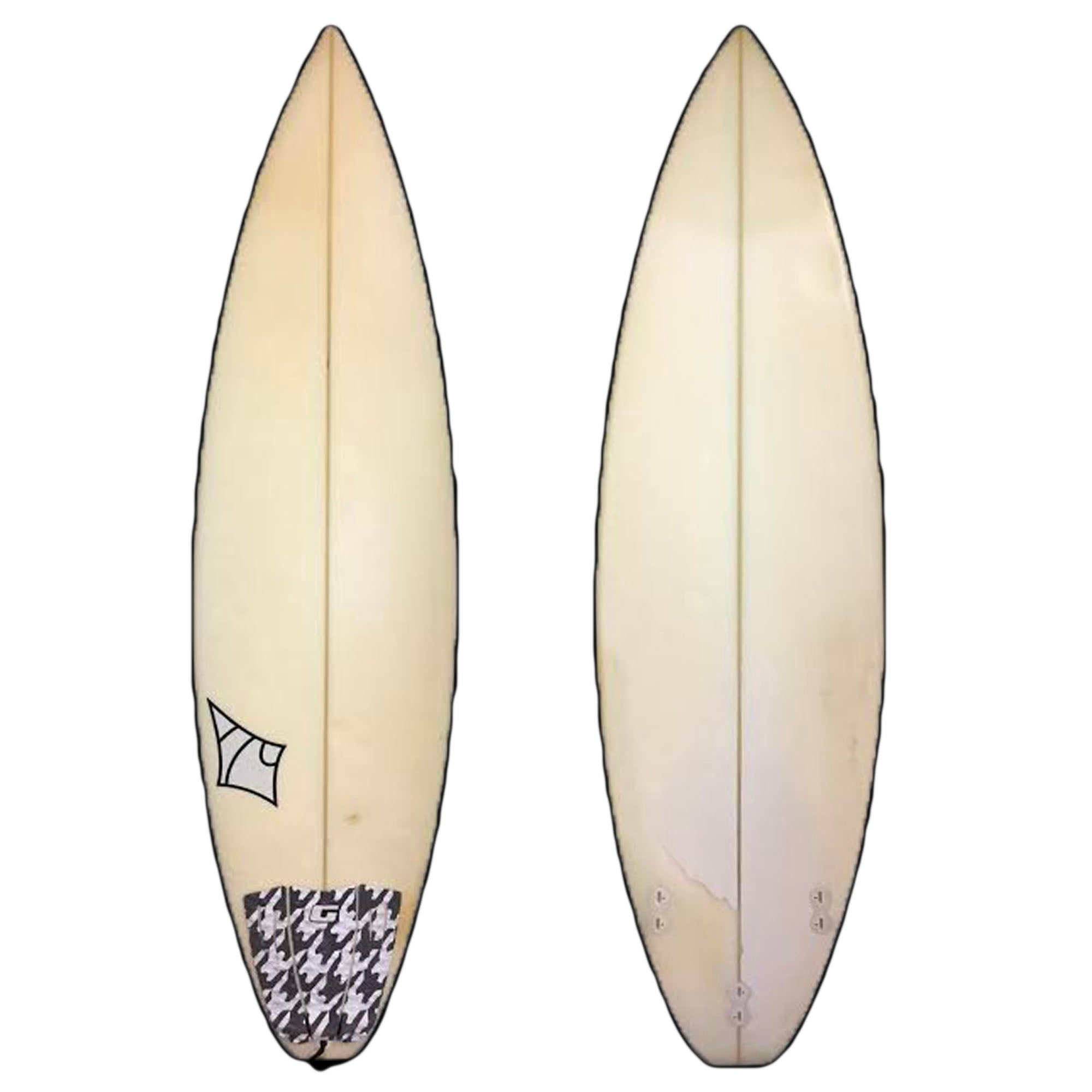 Dominion 5'11 Used Surfboard