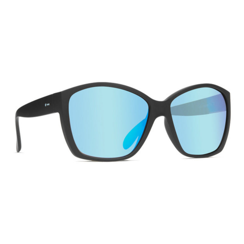 Dot Dash Kitty Women's Sunglasses - Black Satin