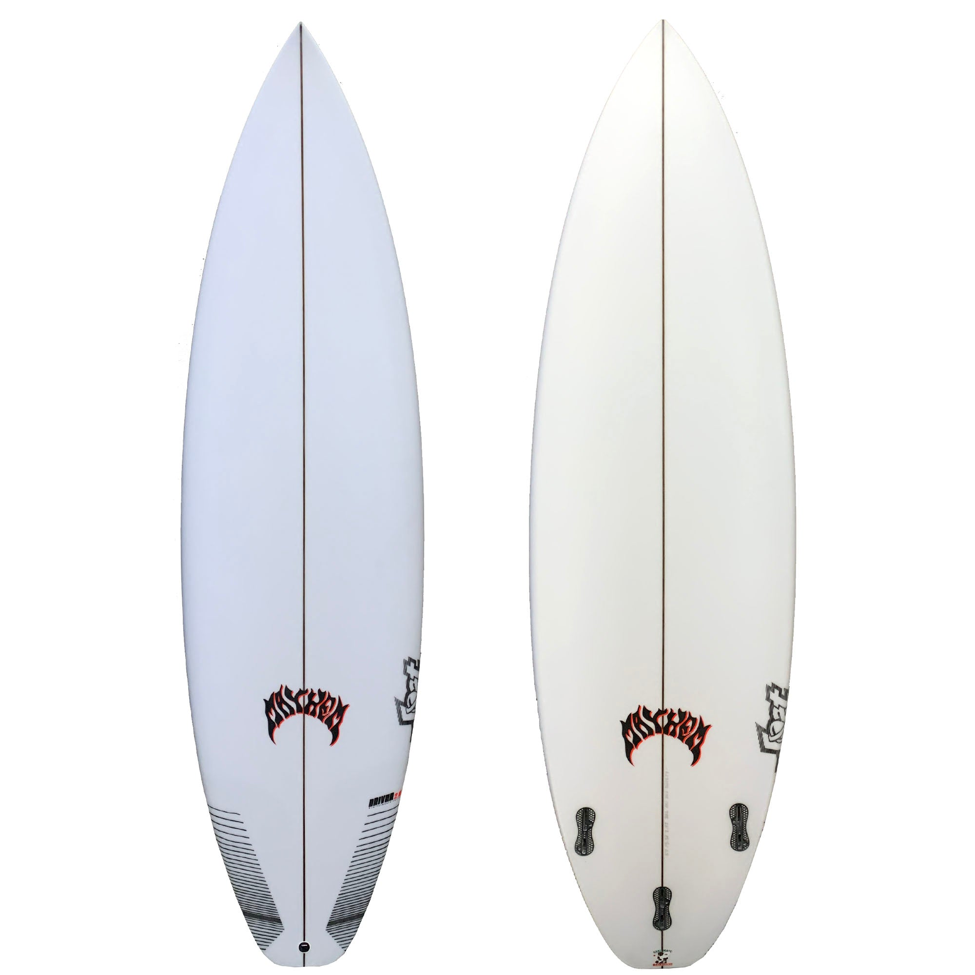 Lost Driver 2.0 Squash Surfboard
