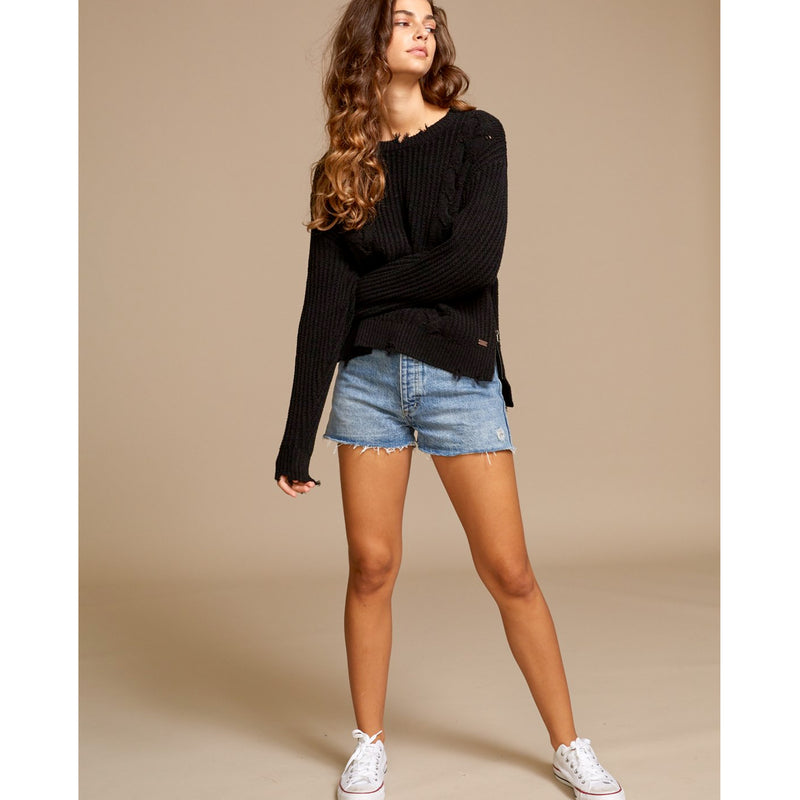 RVCA Drop Out Women's Sweater
