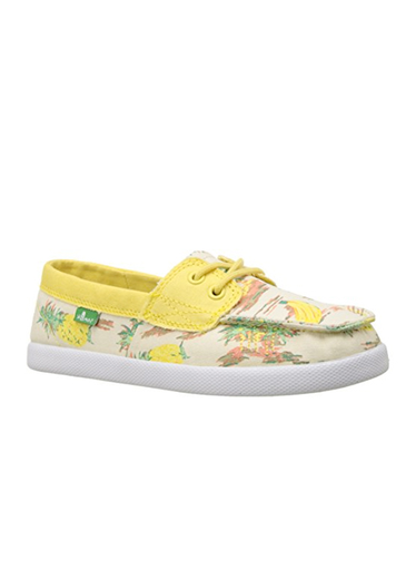 Sanuk Sailaway Mate Youth Girl Shoes