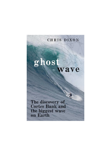 GHOST WAVE BOOK