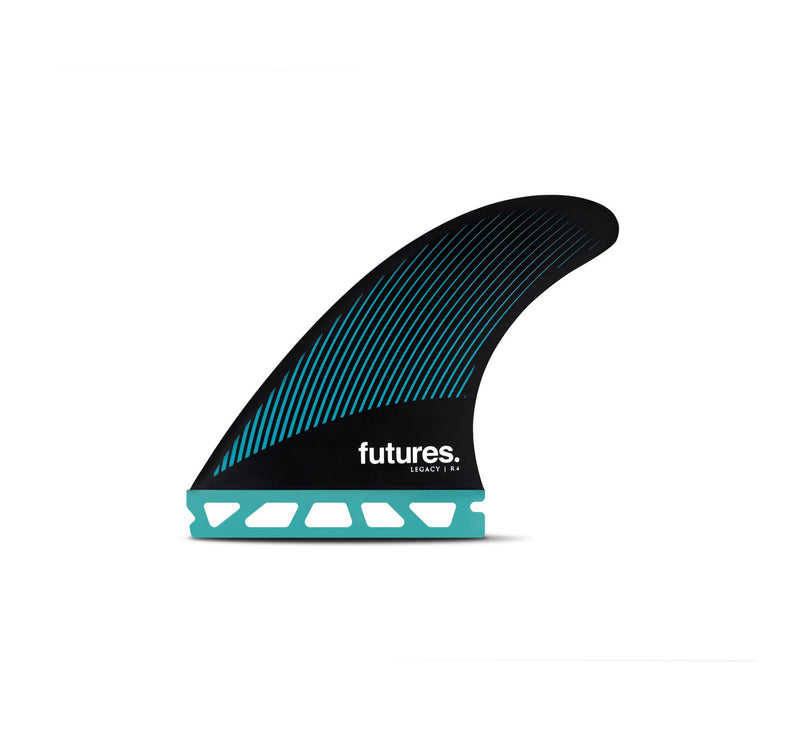 Futures R4 HC Small Legacy Series Thruster Fin Set