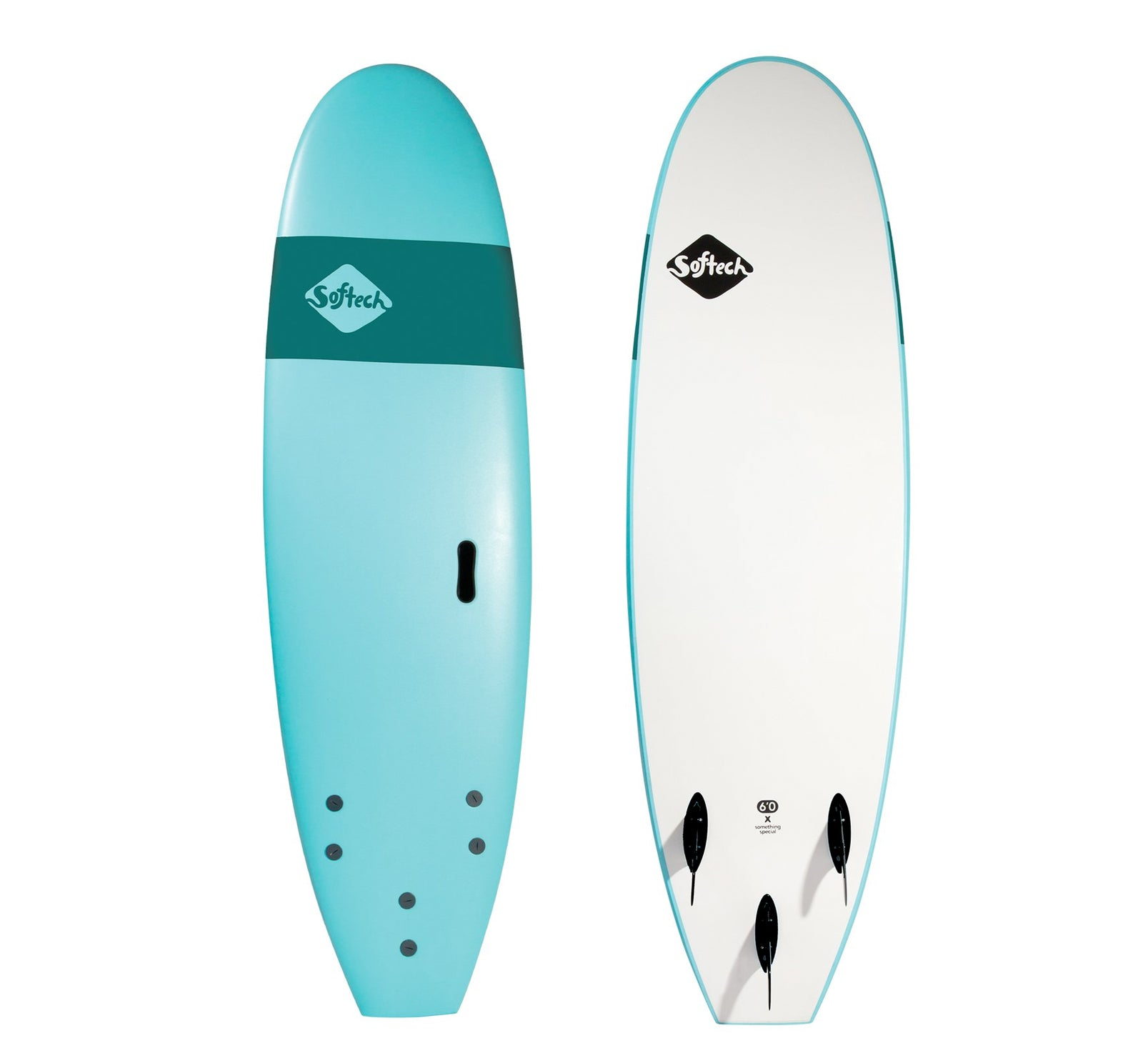 Softech Handshaped Soft Surfboard