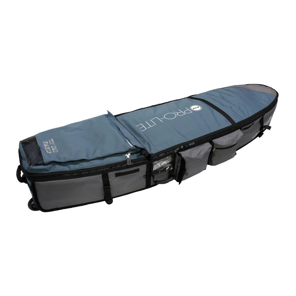 Pro-Lite Wheeled Coffin Triple Shortboard Bag