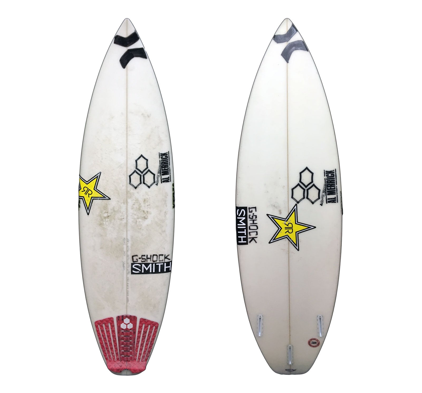 Channel Islands Y45 5'9  Used Surfboard