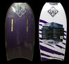 Hubboards Dubb PP Pro Plus, 42.5'' - Purple/White (With Graphic)
