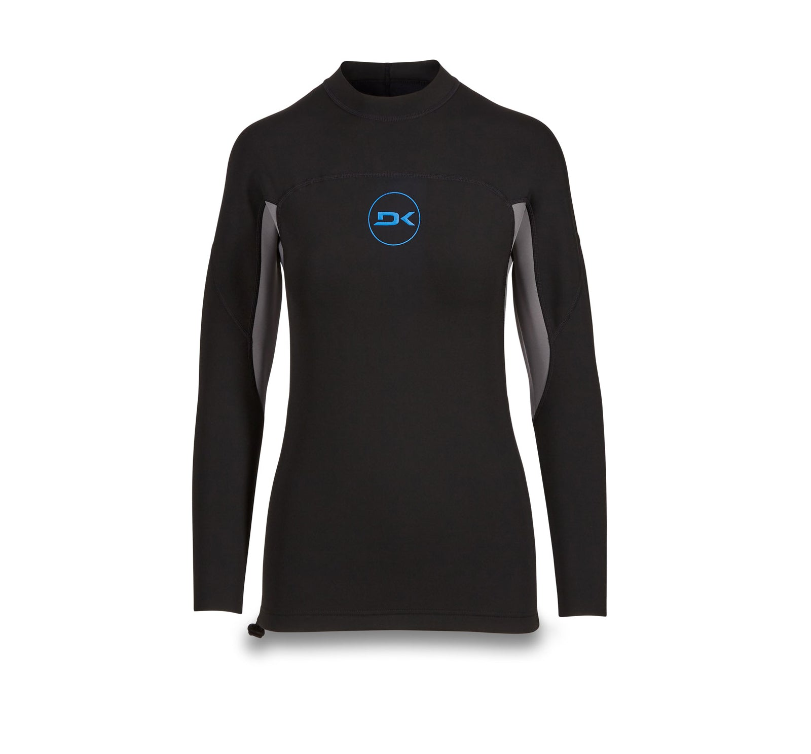 Dakine 1mm Men's Neo Jacket Flatlock Wetsuit Top - Black