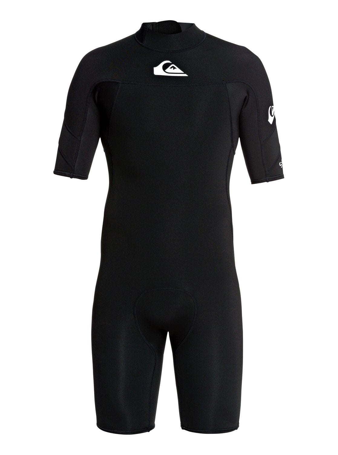 Quiksilver 2/2mm Syncro Short Sleeve Back Zip FLT Springsuit