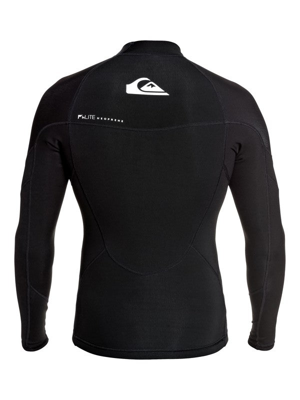 Quiksilver 1mm Syncro Long Sleeve Neoprene Surf Top