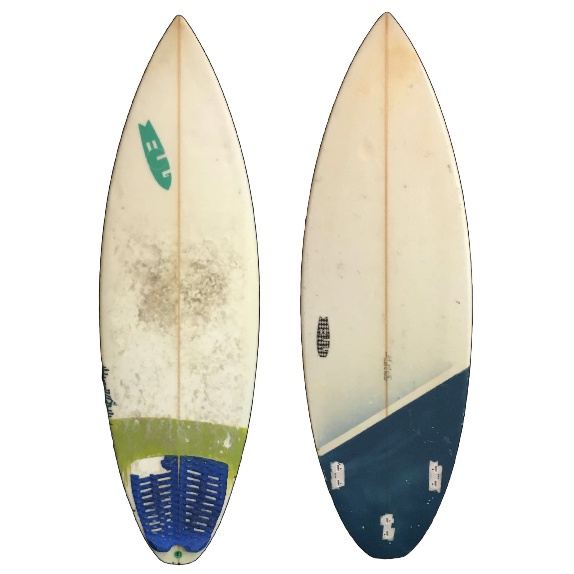 MCG 5'4 Used Surfboard