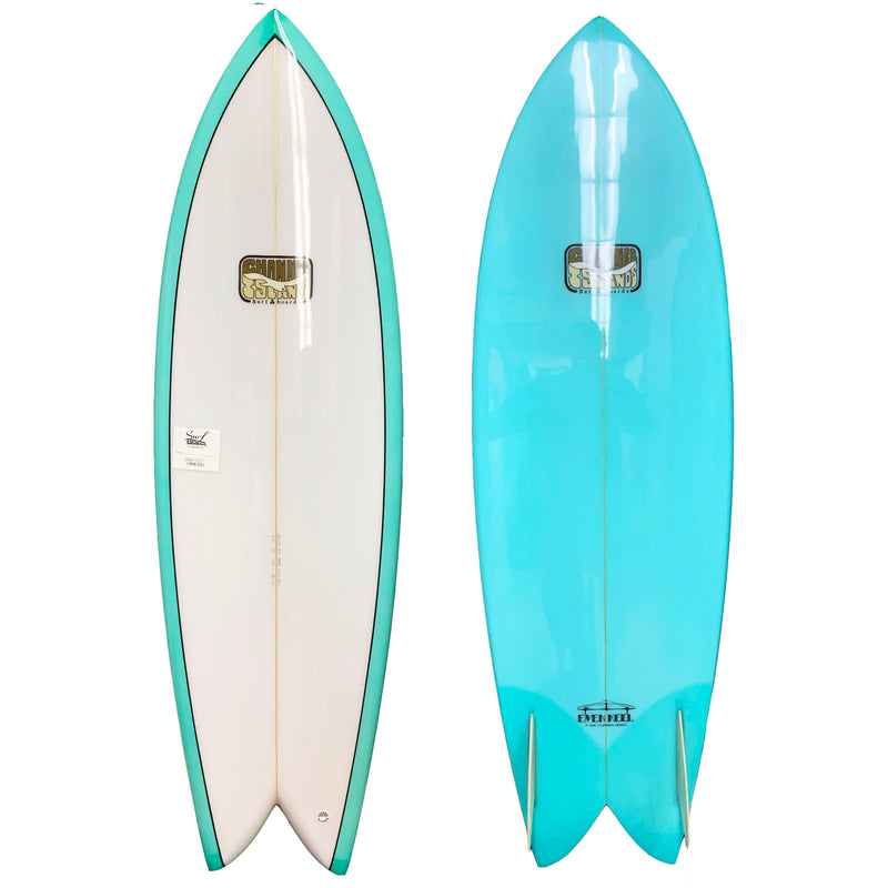 Channel Islands Even Keel Surfboard