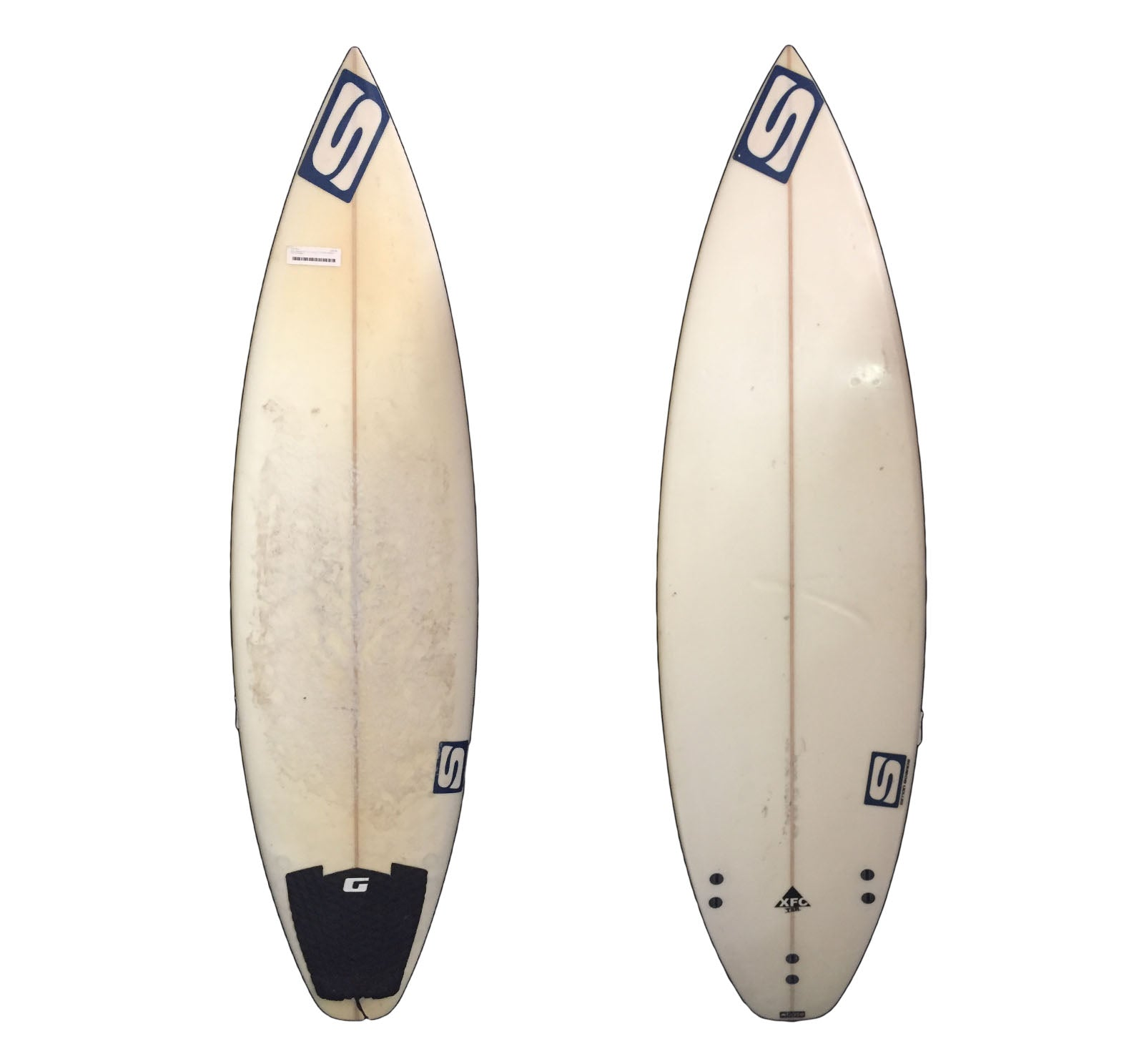 Simon Anderson XFC TSR 5'11 Used Surfboard