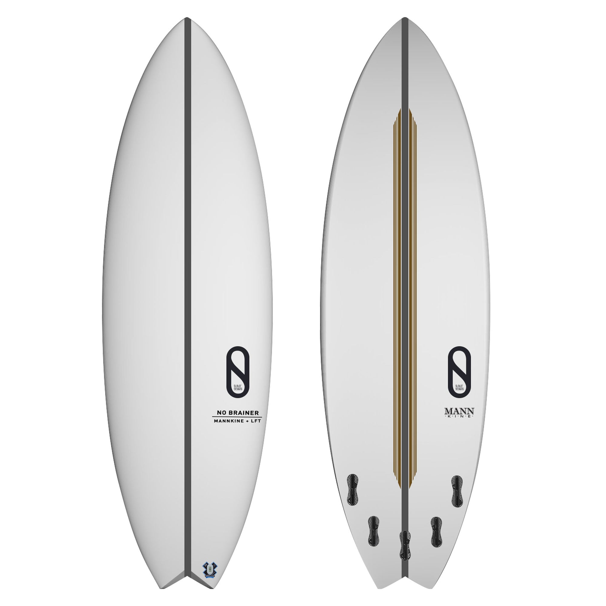 Firewire No Brainer LFT Surfboard