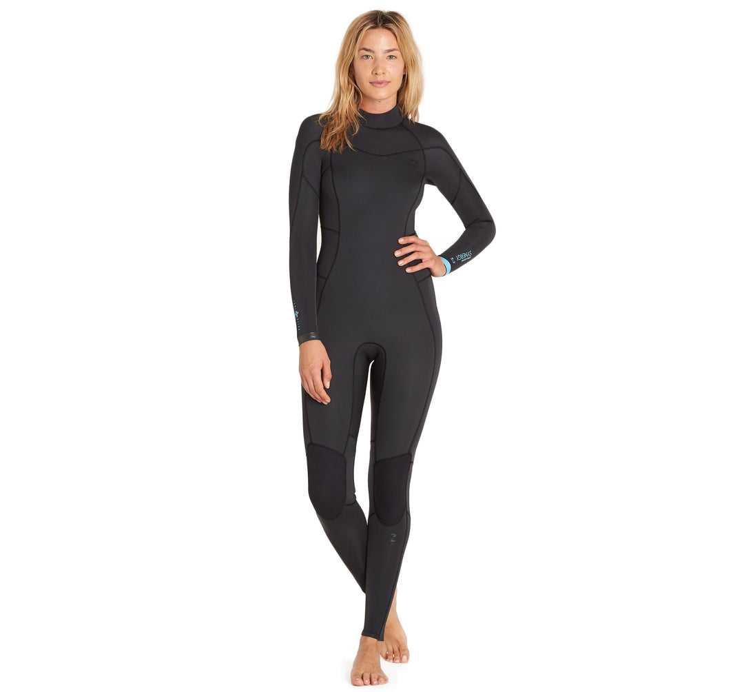 Billabong 3 2 Synergy Back-Zip Women s Fullsuit Wetsuit - Surf ... 61b3708a3