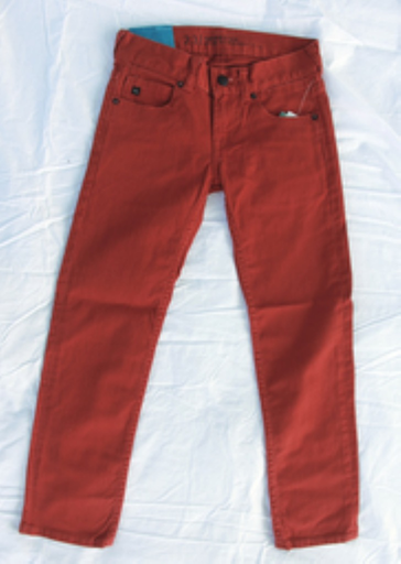 Quiksilver Distortion Youth Boy's Jeans